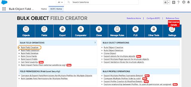 Create Multiple Fields
