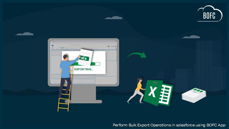 Bulk Export Operations In Salesforce