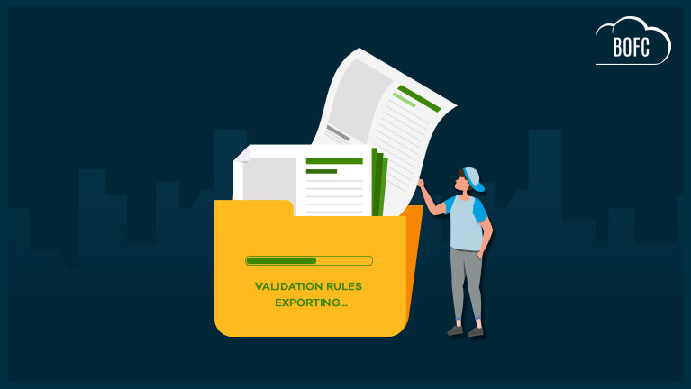 Export Multiple Validation Rules for multiple objects