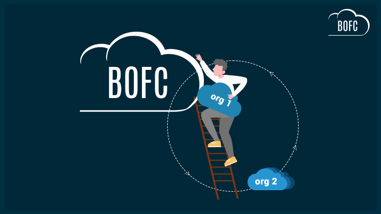 Salesforce Org Migration with BOFC