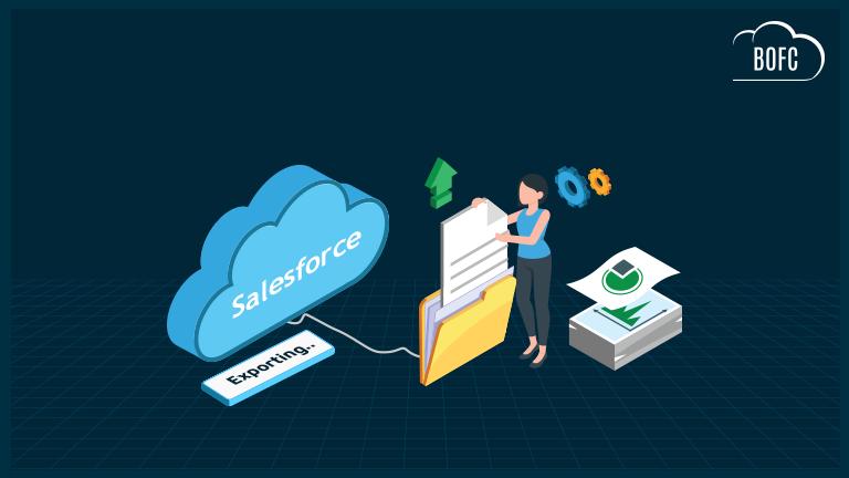 How to Export Custom Metadata Types in Salesforce in few clicks?